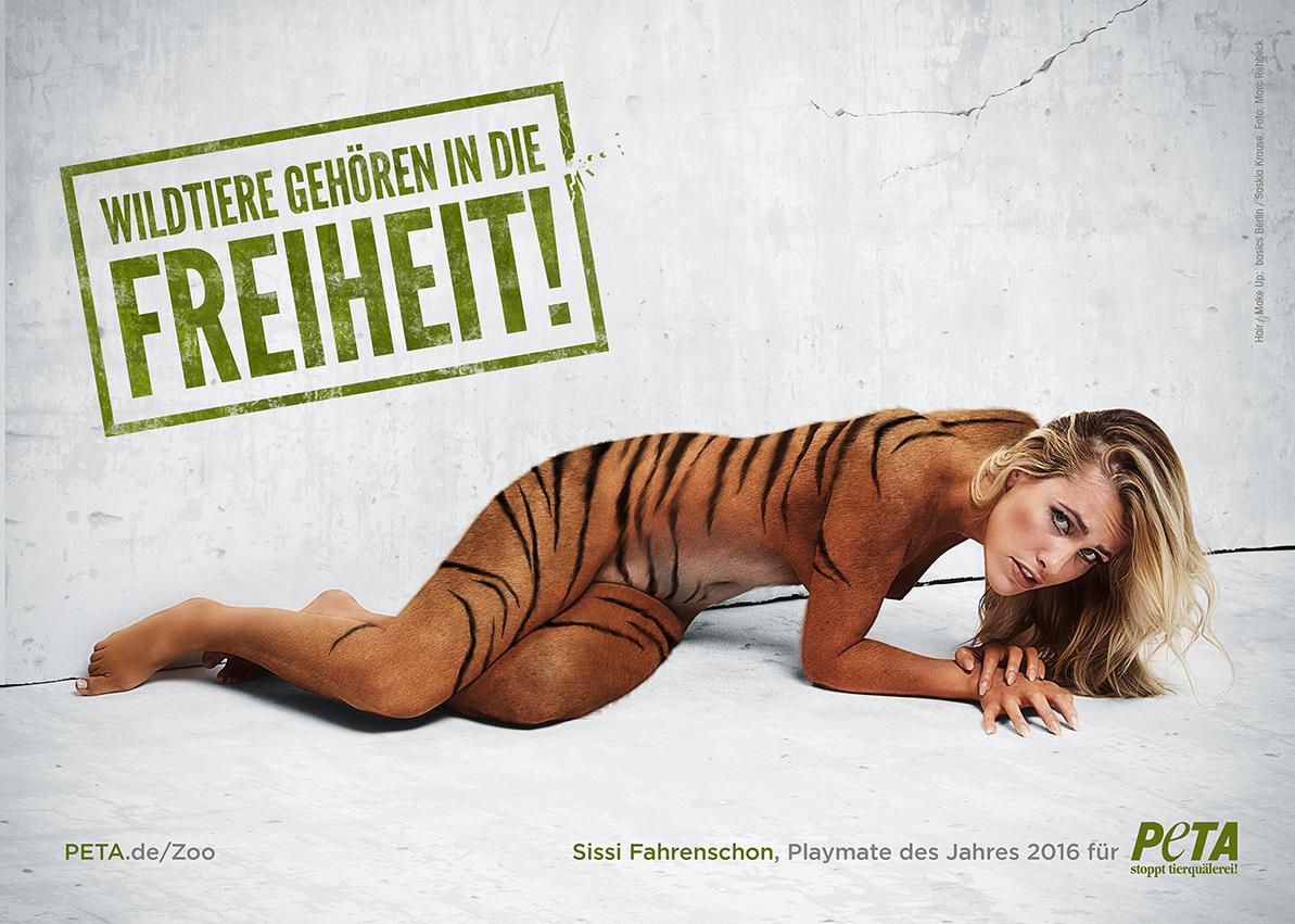 Sissi Fahrenschon  PETAMarc Rehbeck