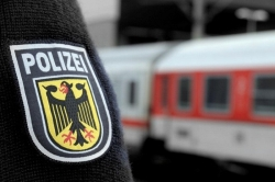 Bundespolizei Bahnpolizei