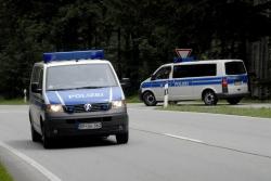 Bundespolizei Einsatzfahrzeuge