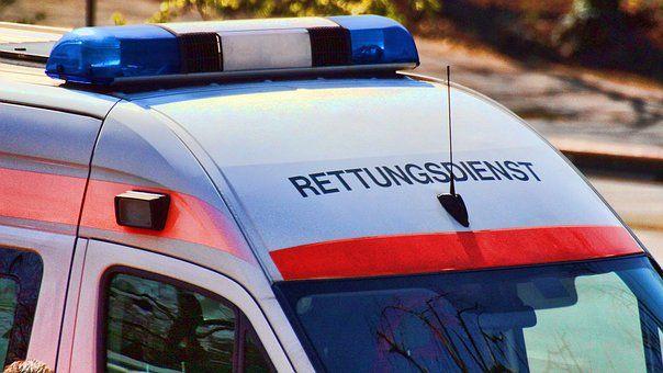 0809 Rettungswagen