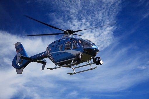 1110 Hubschrauber