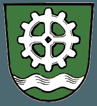 Traunreut Wappen  196x213