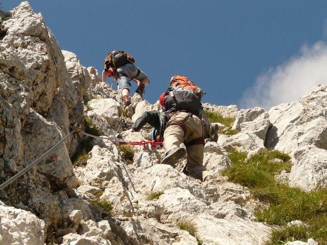 Klettersteig Walchsee : Mann aus feldkirchen westerham stirbt am klettersteig walchsee