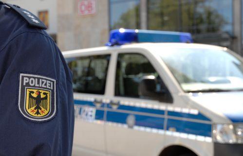 Bundespolizei Bahnhofsgebäude