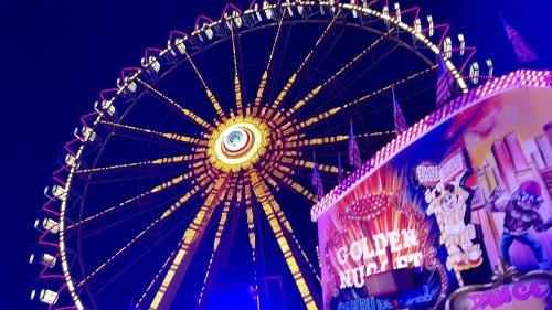 Herbstfest Riesenrad