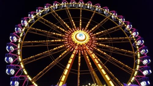 Herbstfest Riesenrad 2