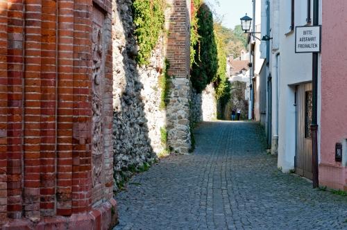 Wasserburg Stadtmauer