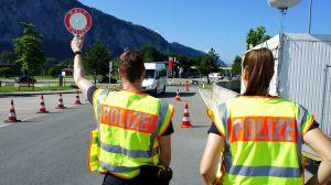 Kontrolle Autobahn