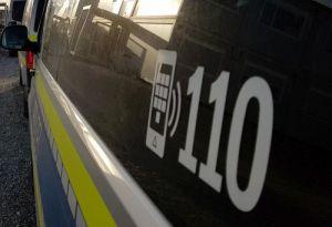 Polizei 110 Symbolbild