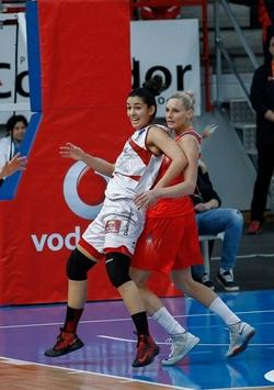 Basketball WS Claudia Calvelo