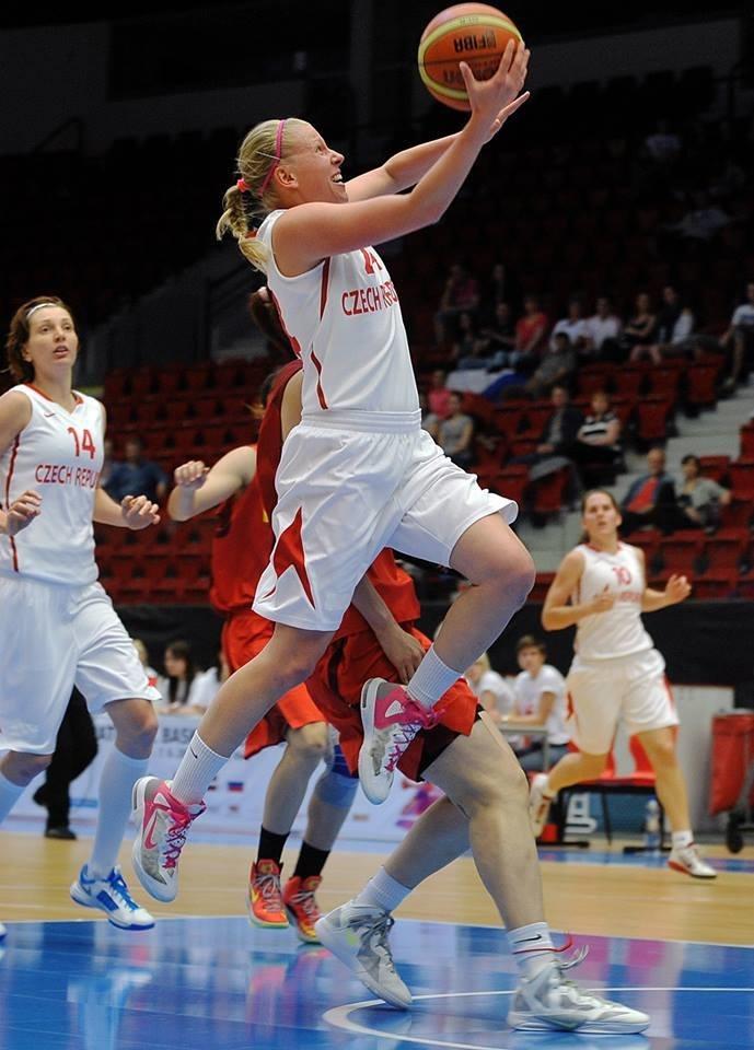 Basketball WS Hindrakova