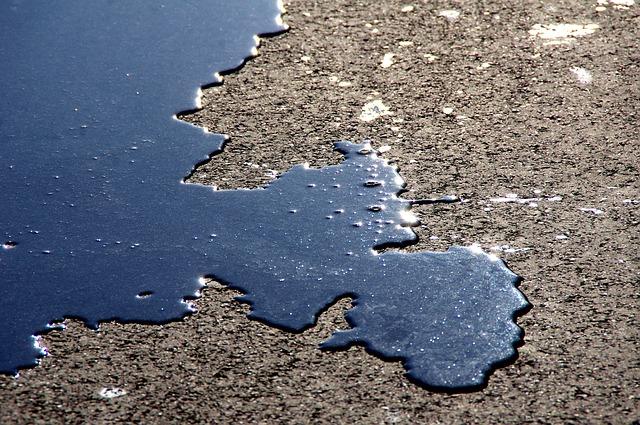 Öl Straße