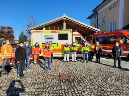 0302 Rettung Ambulanz Eggstaett