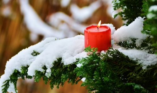 Advent Symbolbild