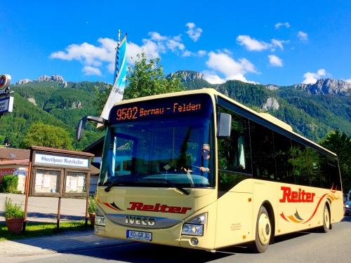 Ausflugsbus Oberaudorf