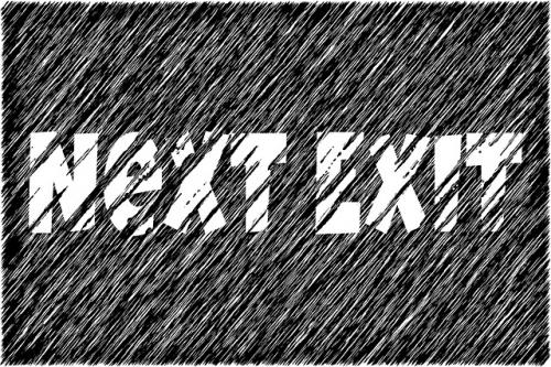 Austritt Exit Trennung
