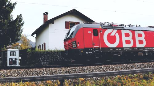 Bahn Zug Gleise Foto Railwatch