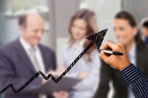 Barometer Tendenz Wirtschaft