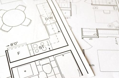 Bauplan Industrie