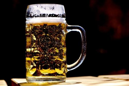 Bier Masskrug