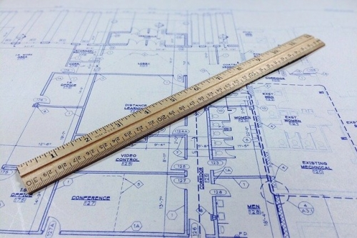 Blaupause Plaene Plan Bauplan