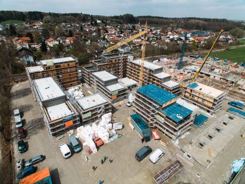 Campus Rosenheim Baustelle c CampusRO ProjektentwicklungZ Film Production