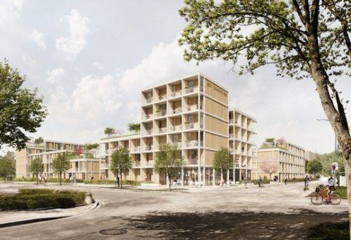 Campus Rosenheim c PONNIE Images Aachen Architektur ACMS Architekten GmbH Wuppertal