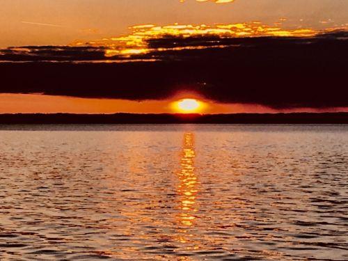 Chiemsee Sonnenaufgang 1