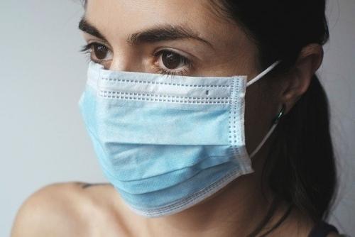Corona Virus Mundschutz