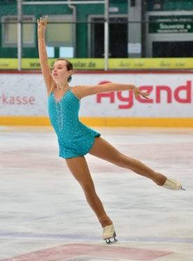 Deutsche Jugendmeisterin Chiara Höhensteiger