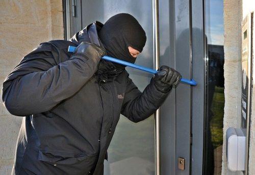 Einbrecher Einbruch