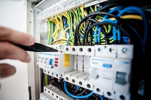 Elektrizität Internet Kabel