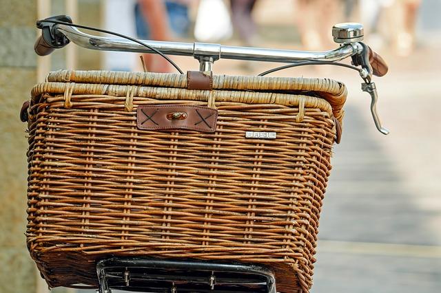 Fahrrad Korb