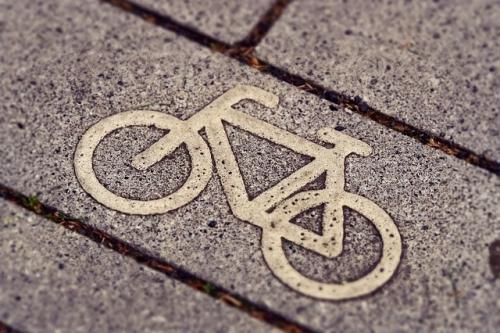 Fahrradweg
