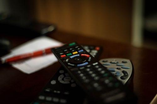 Fernsehen Fernbedienung
