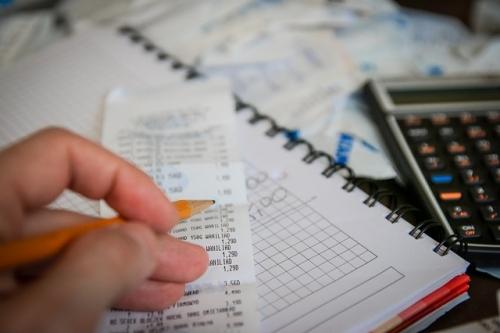 Geld Rechner sparen Finanzen