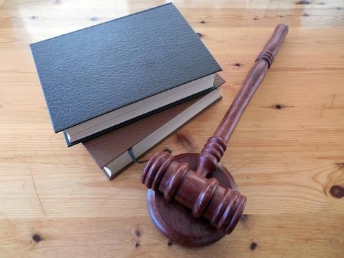 Gericht Prozess