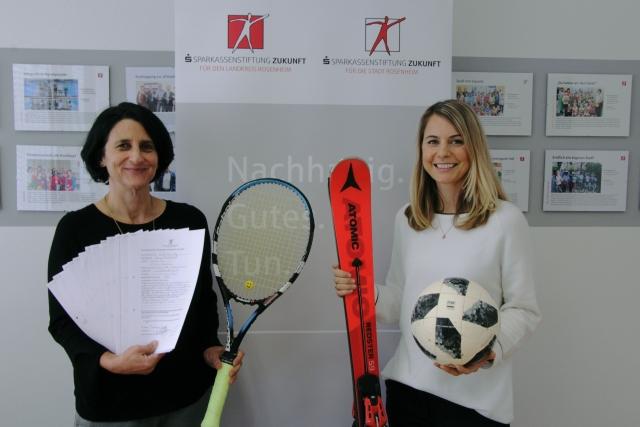 Gewinner Ausschreibung für Sportvereine 2020