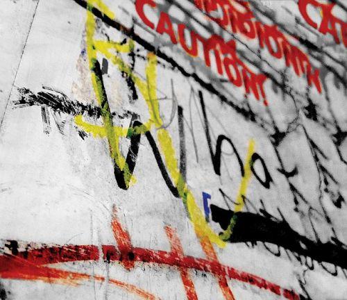 Graffiti Vandalismus