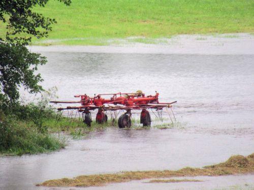 Hochwasser Symbolbild August20