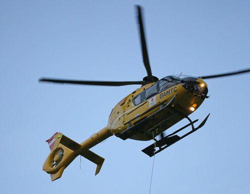 Hubschrauber ÖAMTC