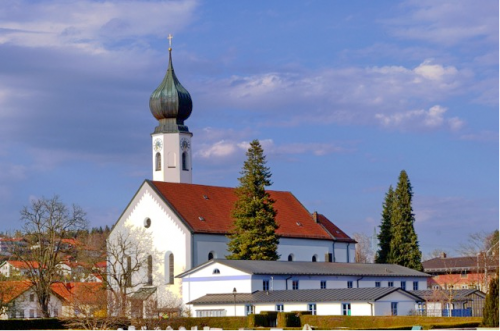 Kirche Bad Endorf