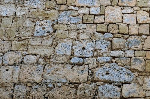 Mauer Steinmauer