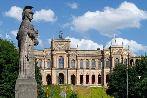 Maximilianeum Landtag