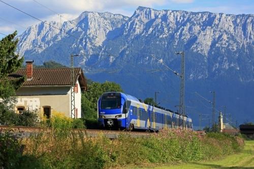 Meridian Copyright Bayerische Oberlandbahn