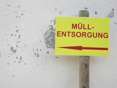 Muellentsorgung Wertstoffhof