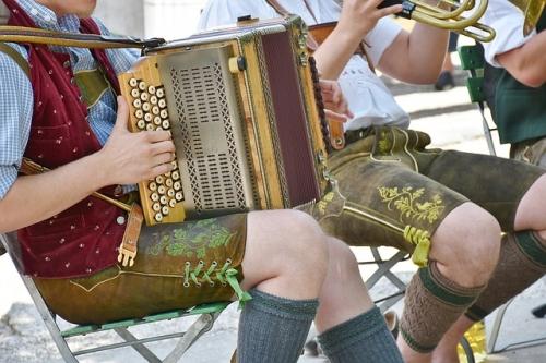 Musik Volksmusik Ziach Tracht