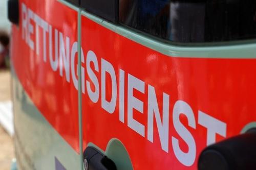 Notarzt Rettungsdienst Unfall 2