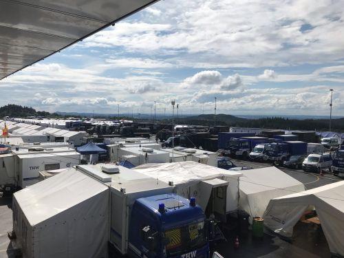 Nuerburgring Basislager