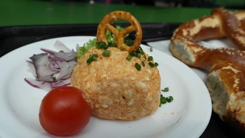 Obazda Käse Brotzeit Essen Genuss